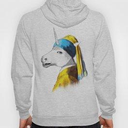 Cool Animal Art - Funny Unicorn Hoody