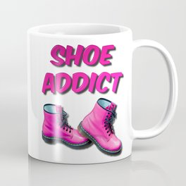 Shoe Addict Coffee Mug