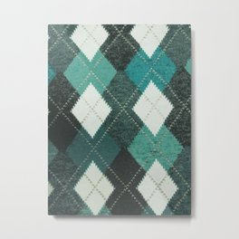 Patterns and designs Metal Print
