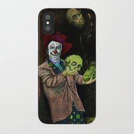 Juggles iPhone Case