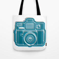 I Still Shoot Film Camera Logo Tote Bag
