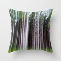 minnesota Throw Pillows featuring Minnesota Pines by Marielle Solan Photography