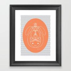 Ellas Totem II Framed Art Print