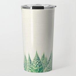 Lace Aloe Travel Mug