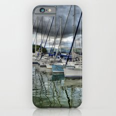 Yachts on Lake Windermere Slim Case iPhone 6s