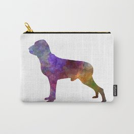 Italian Pointer in watercolor Carry-All Pouch
