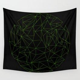 geometric circle Wall Tapestry