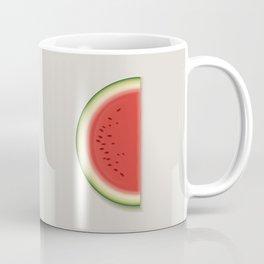 'The Watermelon' - Fresh Fruit Study Coffee Mug