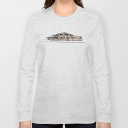 Darwin Martin House Long Sleeve T-shirt