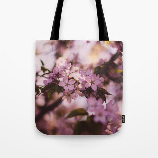 Beauty of Spring III Tote Bag
