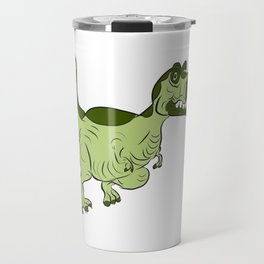 T Rex graphic For Boys and Girls Graphic print Travel Mug