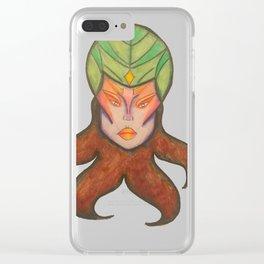 Gypsy Genie Clear iPhone Case