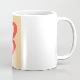 ABC FY - B Coffee Mug
