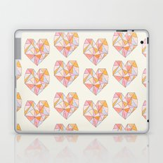 Pour Toujours pattern Laptop & iPad Skin