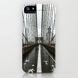 Brooklyn Bridge, New York iPhone Case