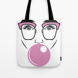 House of Brows Tote Bag