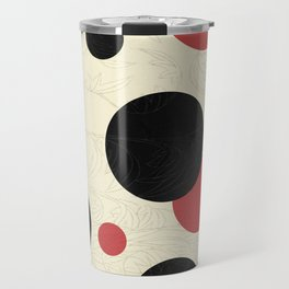Ladybird Polka Travel Mug