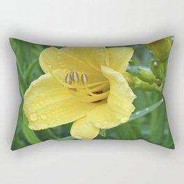 Day Lily Rectangular Pillow