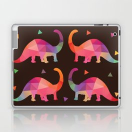 Geometric Dinosaurs Laptop & iPad Skin