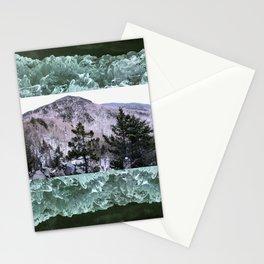 Wondrous Winter Scene Stationery Cards