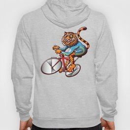 Olympic Cycling Tiger Hoody