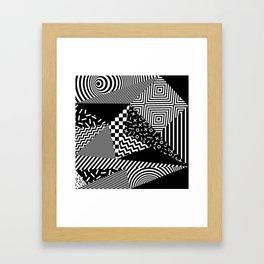 4:59 Framed Art Print