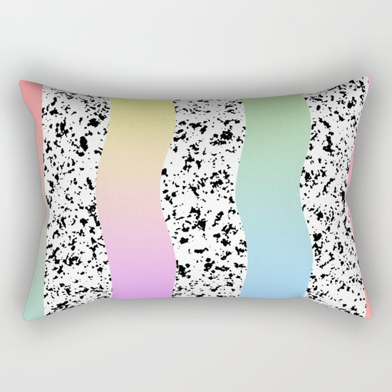 On the Candy Trail Rectangular Pillow