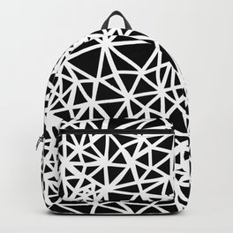 Glass Jewerly in black Backpack