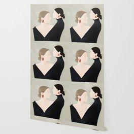 Aligned Model Flow Wallpaper