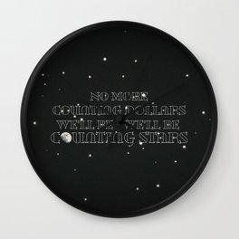 OneRepublic ; Counting Stars Wall Clock