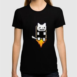 JetPack Kitty Attack T-shirt