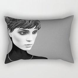 The Cold Rectangular Pillow