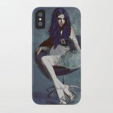 Ask Alice Slim Case iPhone X