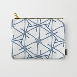 Crosshatch A2 Carry-All Pouch