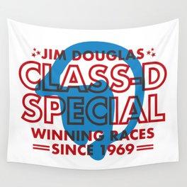 Jim Douglas - Class D Special Wall Tapestry