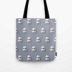Stormtrooper Episode VII Flat Design Mosaic Tote Bag