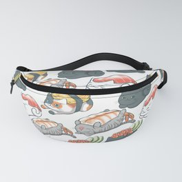 Sushi Cats Fanny Pack
