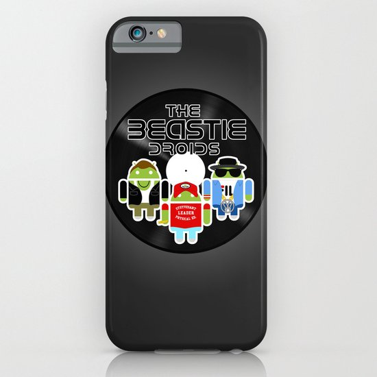The Beastie Droids iPhone & iPod Case