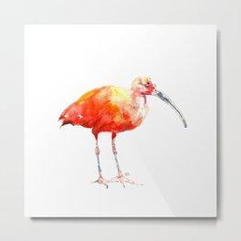 """Hand painted watercolor art """"Alba's call"""" Metal Print"""