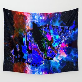 CELESTIAL BUTTERFLY 2 Wall Tapestry
