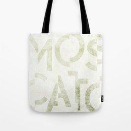 Moscato Wine Typography Tote Bag