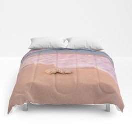 Shell Beach Comforters