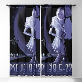NASA Visions of the Future - PSO J318.5-22, Where the Nightlife Never Ends! Blackout Curtain