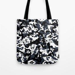 Erotica B&W Tote Bag