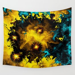 Deceiving Conflict Wall Tapestry