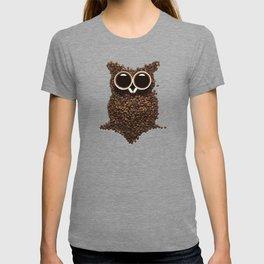 Coffee Owl T-shirt