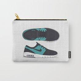 SB stefan janoski blue #3 Carry-All Pouch