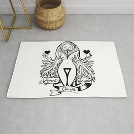 Love conquers all Rug