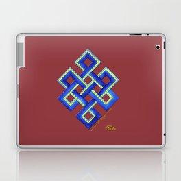 Endless Knot Laptop & iPad Skin