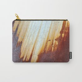 Rain Rusted Roof Carry-All Pouch